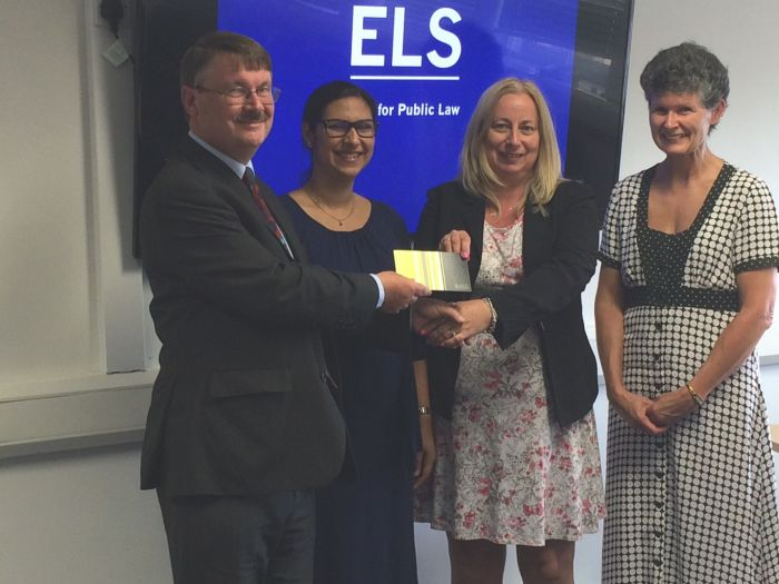 View ELS win Business Continuity competition