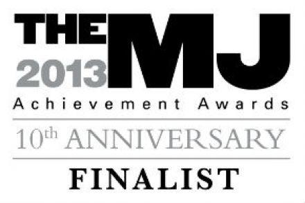 The MJ Achievement Awards Finalist ELS Logo