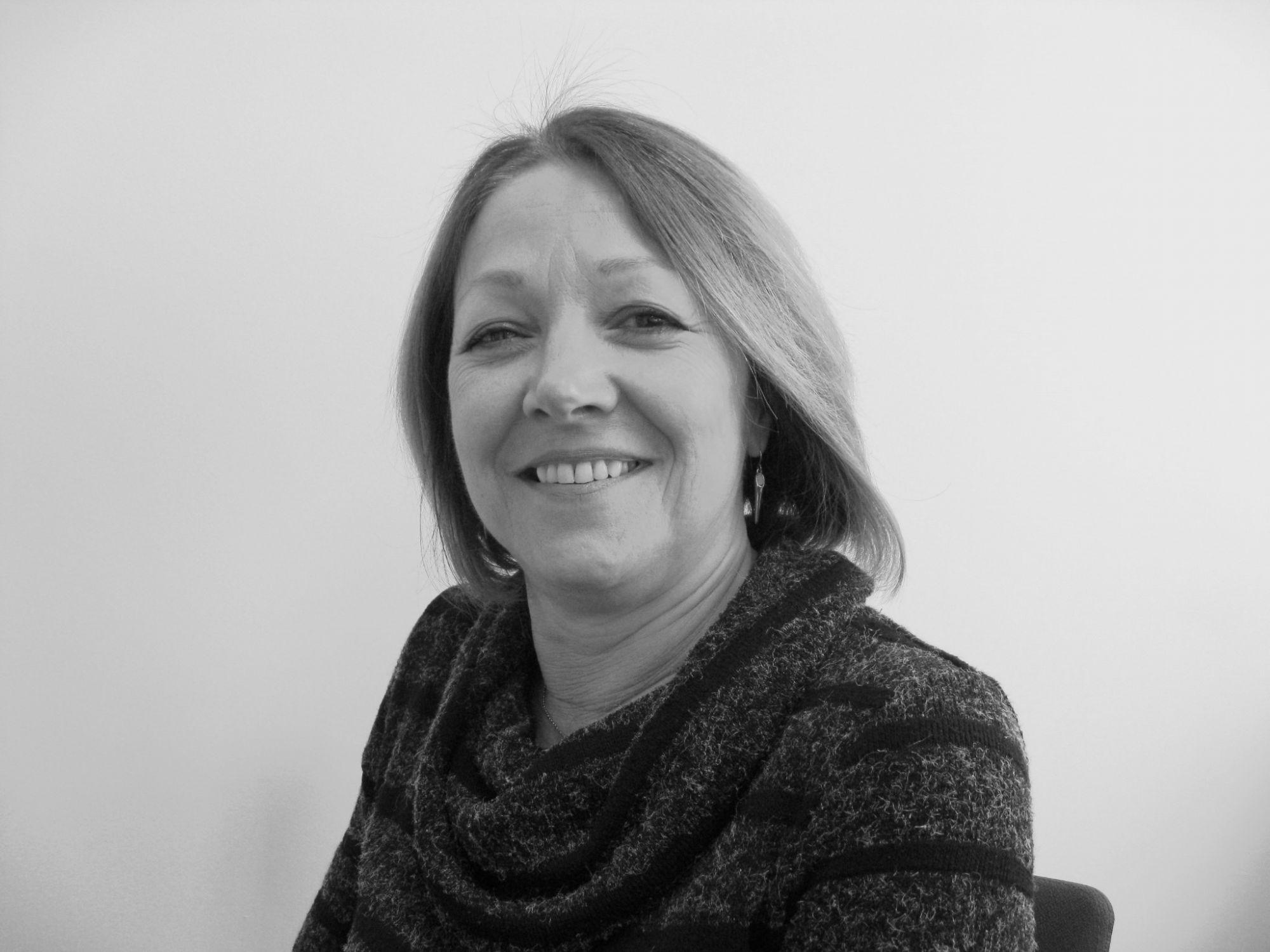 Carolyn Austwick, Practice Manager